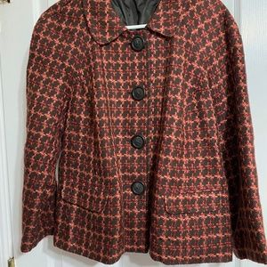Kim Rogers Tweed Jacket (Size 14)